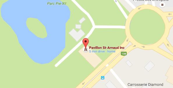 Pavillon St-Arnaud